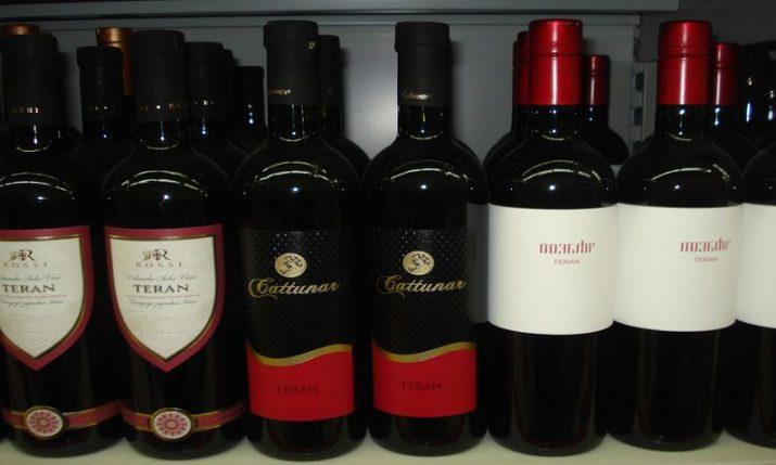 EU General Court rejects Slovenia's suit over teran wine label