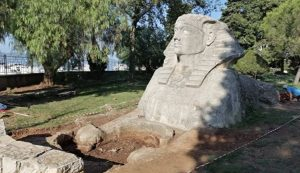 Sphinx in Zadar