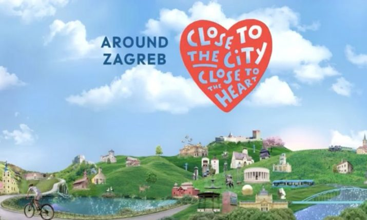 VIDEO: Around Zagreb – Close to the City, Close to the Heart