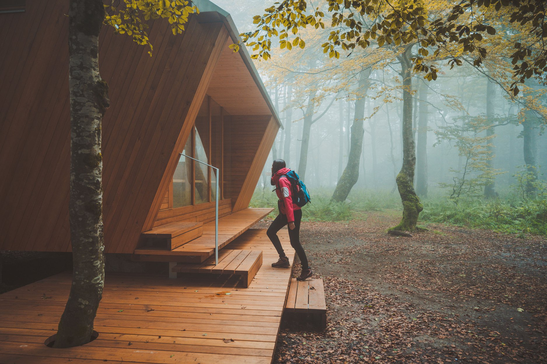 Mountain Shelter Croatia