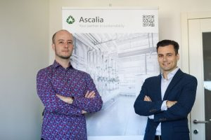 Marin and Dejan from Ascalia