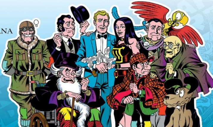Alan Ford comic book exhibition opens in Rijeka