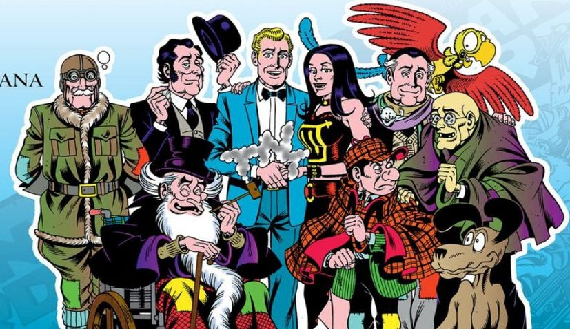 Alan Ford comic book exhibition opens in Rijeka | Croatia Week
