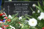 29th anniversary of death of Homeland War hero Blago Zadro observed in Vukovar