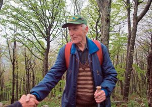 Branko Blazevic croatian hiker