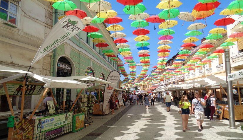 Čakovec voted best Croatian city to live in