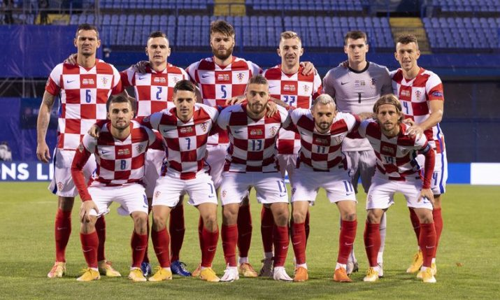 Croatia beats Sweden in the rain in Zagreb in Nations League