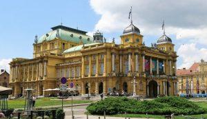 Zagreb hnk theatre