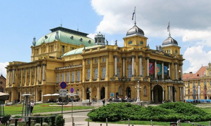 Croatian National Theatre: Experts call on minister to protect HNK in Zagreb