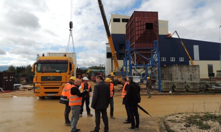 Gospić: €20 million investment in new cogeneration plant to create jobs