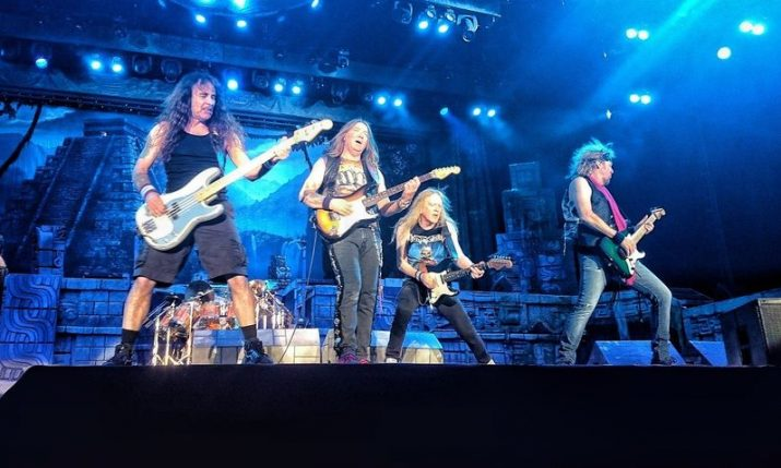 Iron Maiden announce Croatia concert