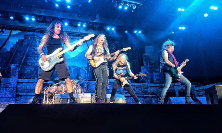 Iron Maiden announce Croatia concert