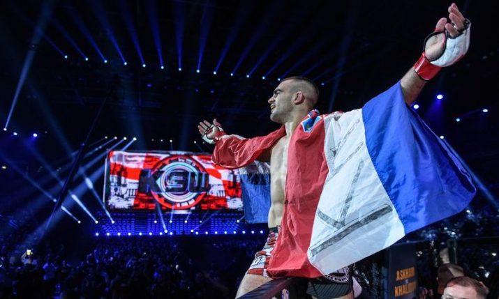 Croatia's Ivan Erslan to fight for light heavyweight title at KSW 56