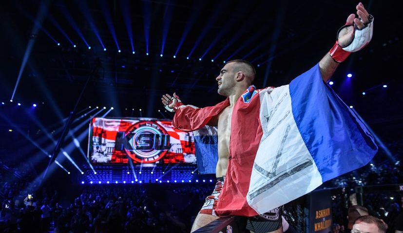 Croatia's Ivan Erslan to fight for light heavyweight title at KSW 56