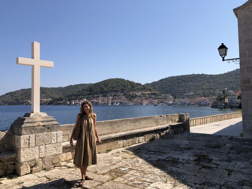 Jasmina Knezovic A Sensible Guide to Split & its Islands