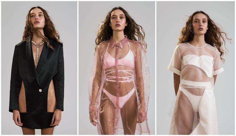 Croatian-born Karla Špetić building a big name in world of fashion