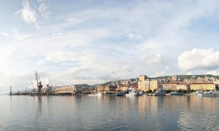 LNG Croatia vessel arrives in Rijeka
