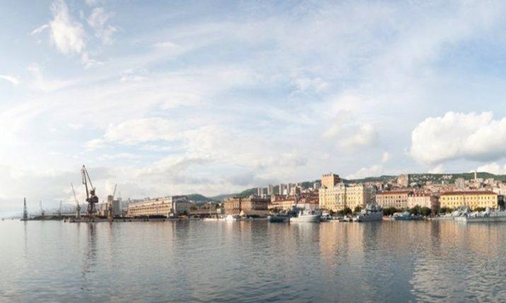 LNG Croatia vessel arrives in Rijeka
