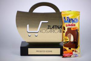 Lino Lada ice cream