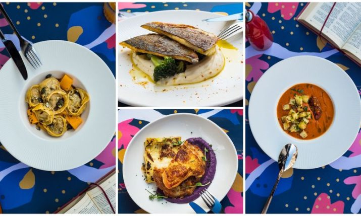 Market: Bistro serving Croatian dishes with a twist in Zagreb presents autumn menu