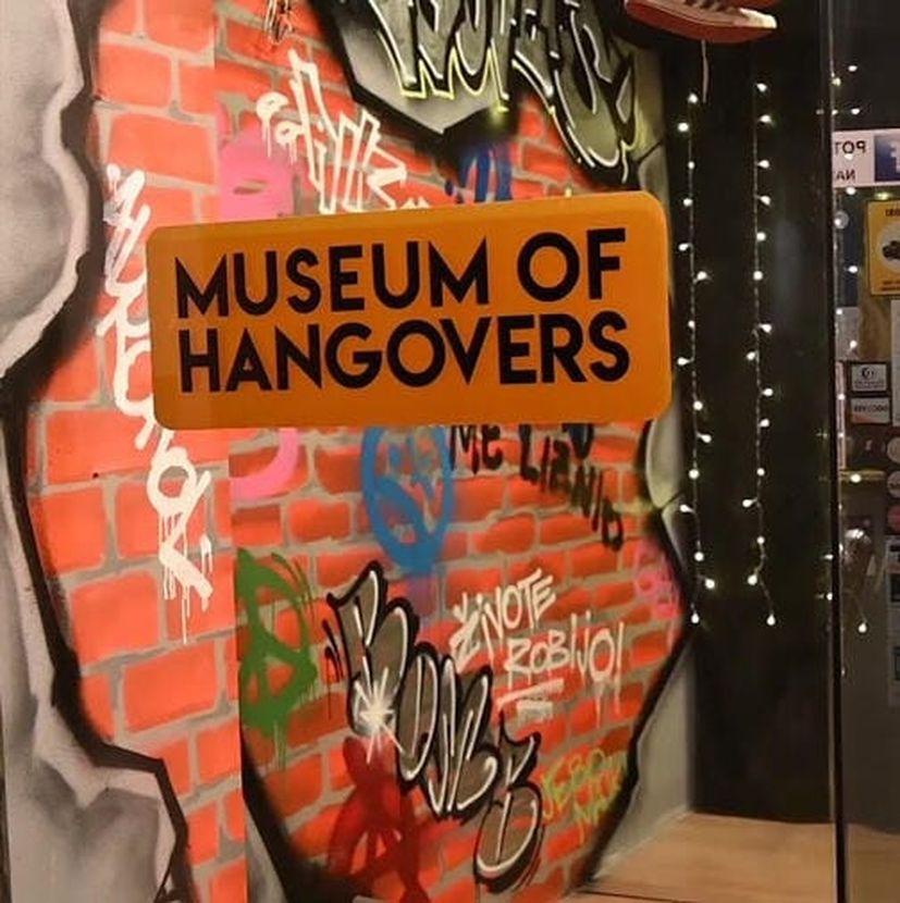 Museum of Hangovers Zagreb
