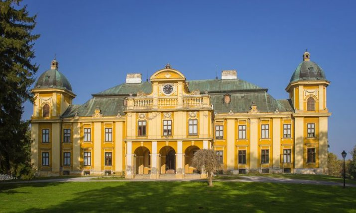Pejačević Castle and Tuđman Square in Našice to be reconstructed