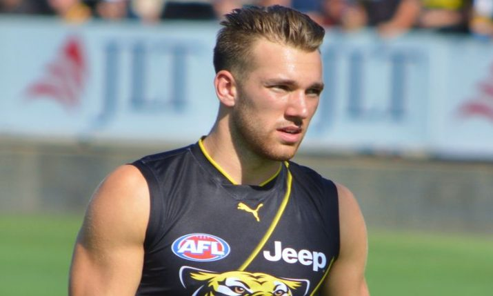 Croatian connection: Noah Balta wins AFL Grand Final with Richmond Tigers