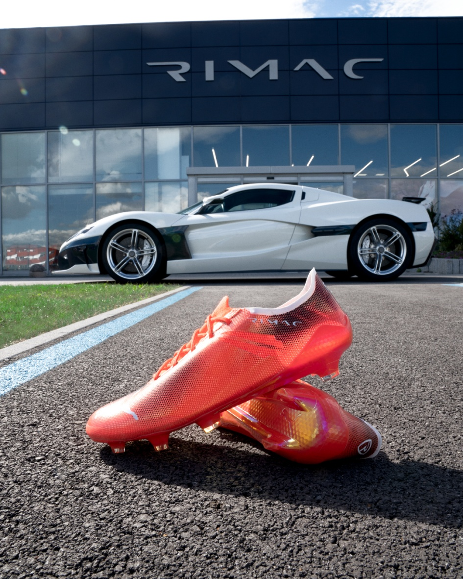 Puma Rimac football boot