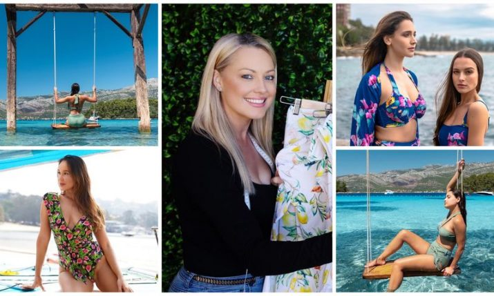 Meet Julianne Bobanovic, owner of successful Australian beachwear brand PLIVATI