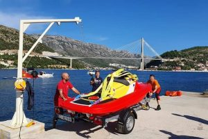 Swedish Rescue Runner vessel