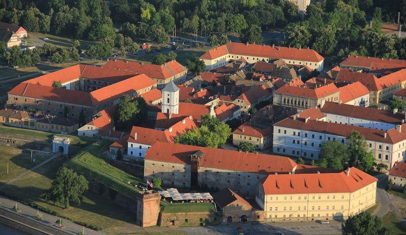 Slavonia Srijem Baranja