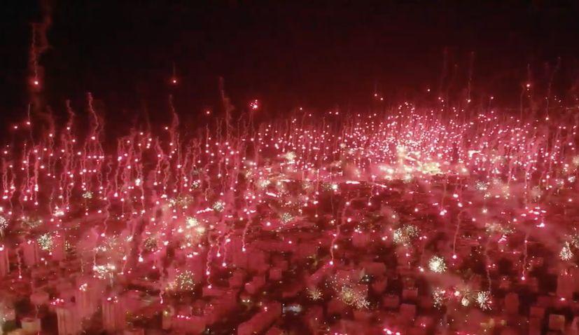 VIDEO: Crazy celebrations in Split as Torcida celebrates 70th birthday