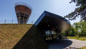 opening new Vukovar water tower