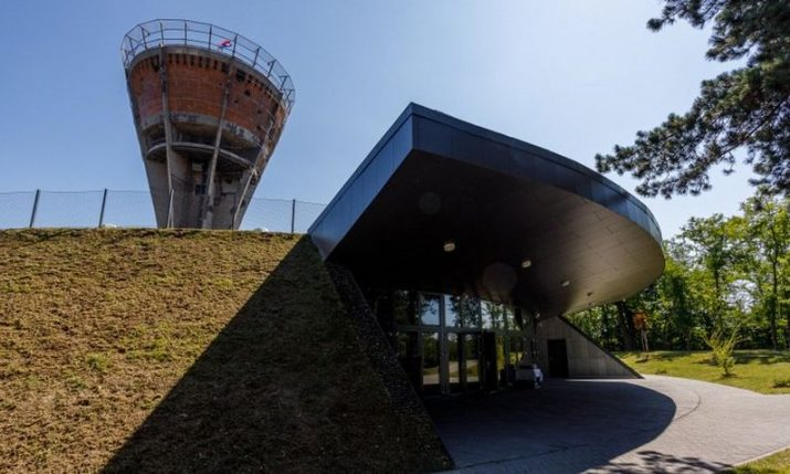 Reconstructed Vukovar Water Tower to formally open on Friday evening