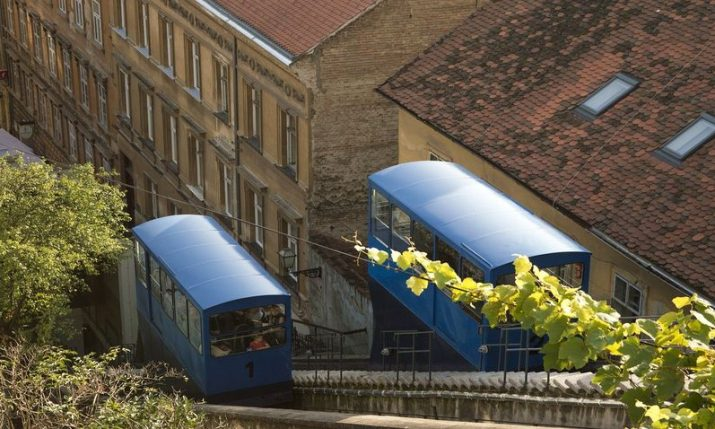 Zagreb funicular put into operation 130 years ago today