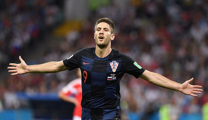 Andrej Kramarić ruled out of Croatia's November matches