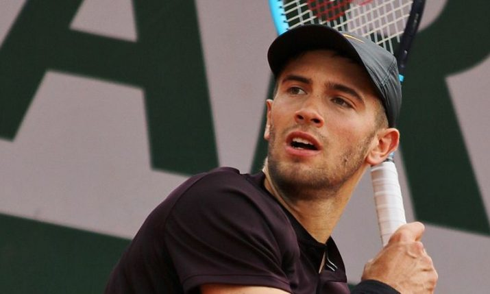 Borna Ćorić runner-up at St. Petersburg Open for second year in a row
