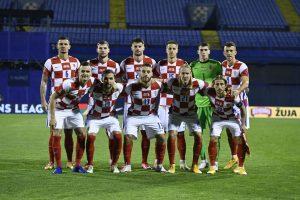 Uefa Nations League France Croatia