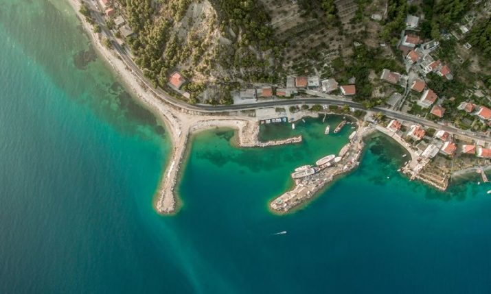 Several large-scale water utility infrastructure projects underway in southern Croatia
