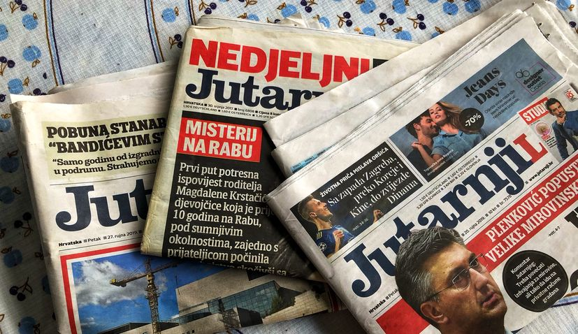 Croatian media outlets to block comments on Friday in campaign against hate speech