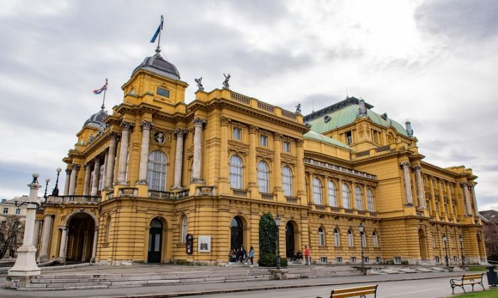 Theatre Night to be held in over 40 Croatian towns on Nov 21