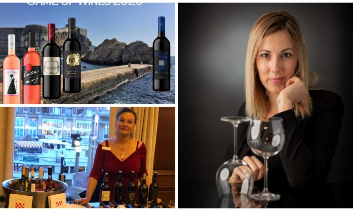 "Croatian wines: ""Game of Wines 2020"" collaboration announced"