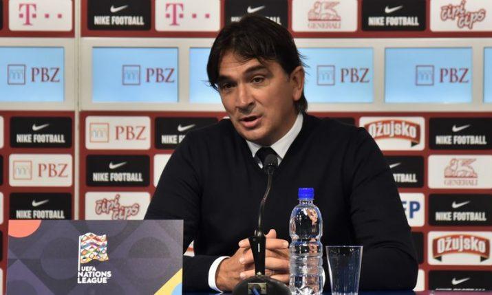 Zlatko Dalić: Croatia is putting together a new national team