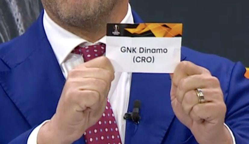 Europa League: Dinamo Zagreb and Rijeka learn group opponents