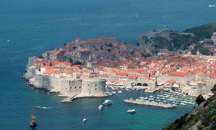 Filming in Croatia: HBO film 'Oslo' being shot in Dubrovnik