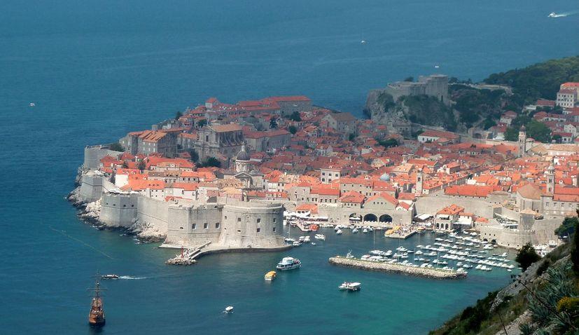Dubrovnik croatia filming in Croatia