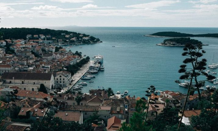 Hvar voted among Top 5 islands in Europe in Condé Nast Traveler Readers' Choice Awards