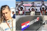 Talented Croatian-Canadian  racing driver Marco Kacic moves to USA after signing exciting deal