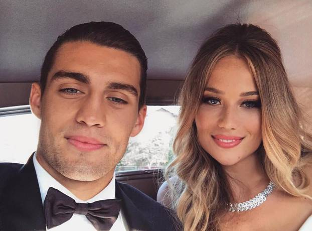 Mateo and Izabel Kovacic