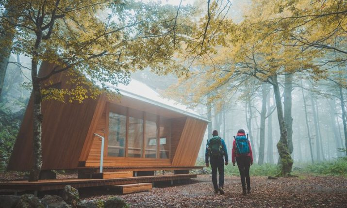 PHOTOS: Check out the nicest mountain shelter in Croatia